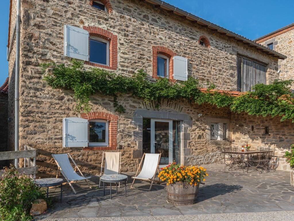 Ferienhaus in Saint-Beauzire mit Garten, überdachte Terrasse (344463), Brioude, Haute-Loire, Auvergne, Frankreich, Bild 10