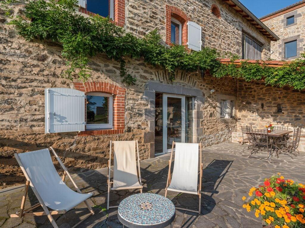 Ferienhaus in Saint-Beauzire mit Garten, überdachte Terrasse (344463), Brioude, Haute-Loire, Auvergne, Frankreich, Bild 4