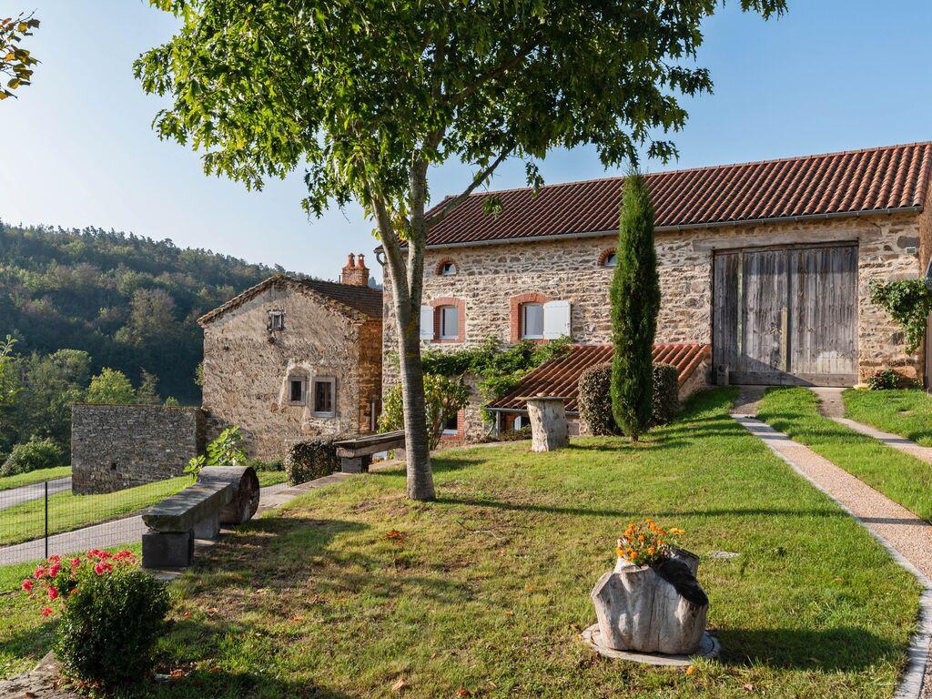 Ferienhaus in Saint-Beauzire mit Garten, überdachte Terrasse (344463), Brioude, Haute-Loire, Auvergne, Frankreich, Bild 11