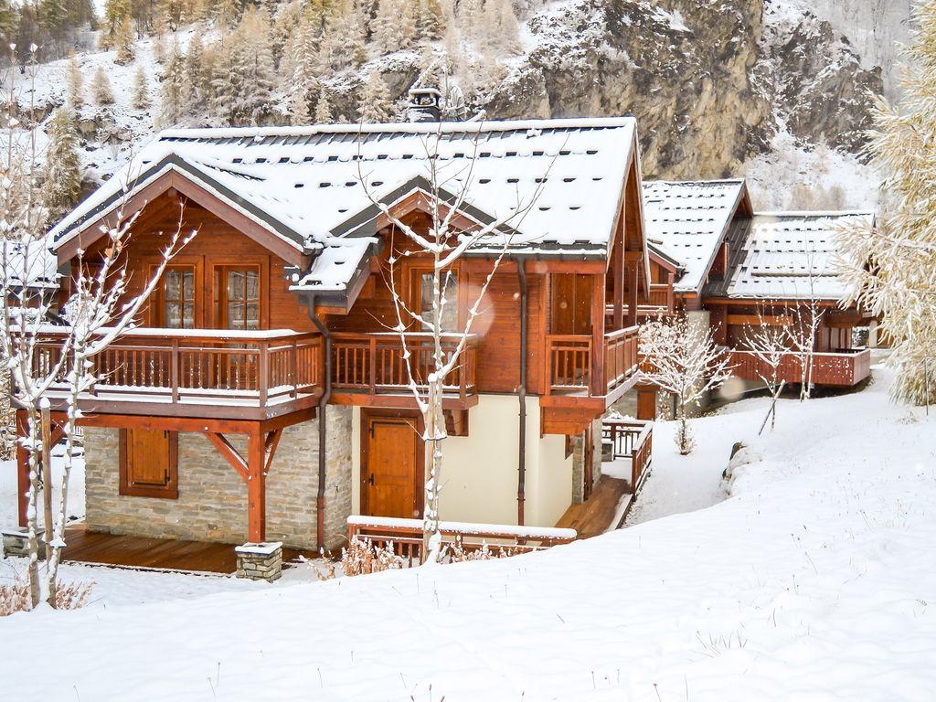 Ferienhaus Chalet Alpenroc (342431), Valloire, Savoyen, Rhône-Alpen, Frankreich, Bild 3