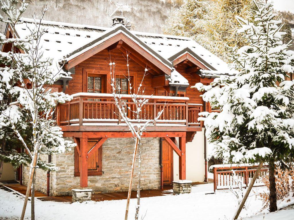 Ferienhaus Chalet Alpenroc (342431), Valloire, Savoyen, Rhône-Alpen, Frankreich, Bild 12