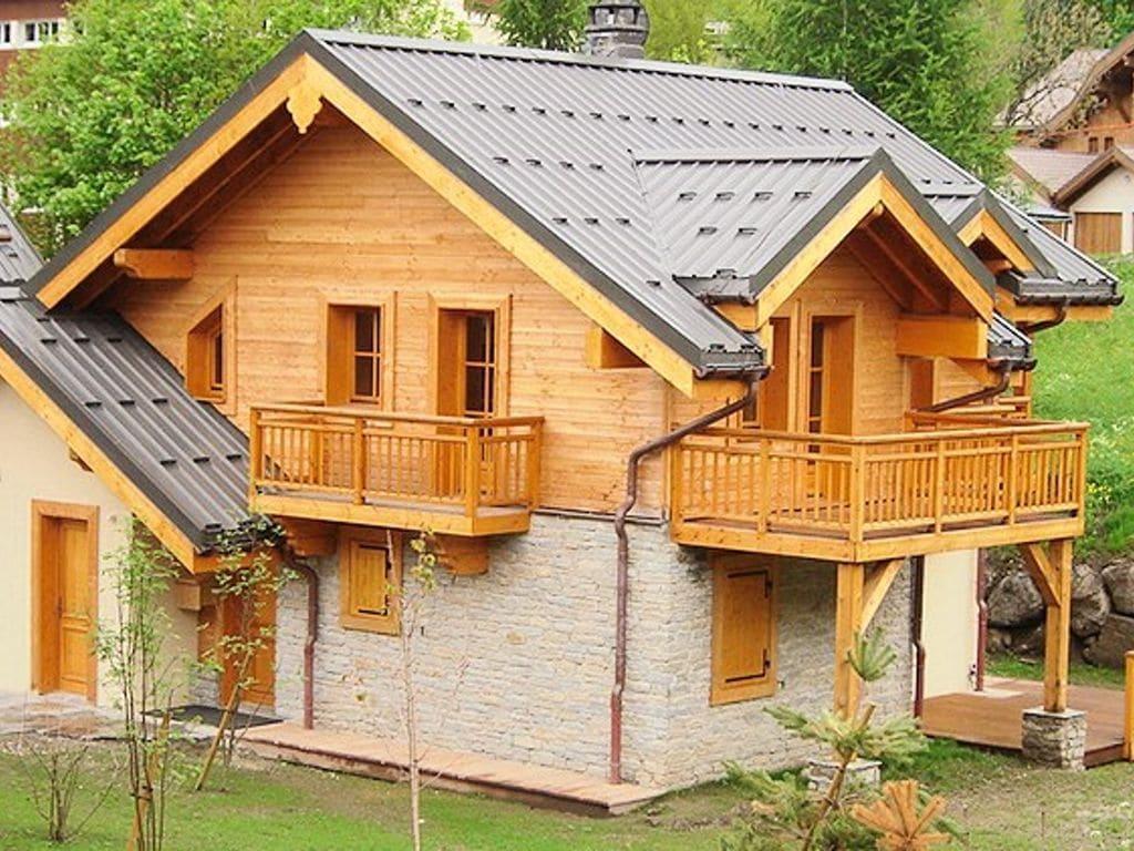 Ferienhaus Chalet Alpenroc (342431), Valloire, Savoyen, Rhône-Alpen, Frankreich, Bild 1