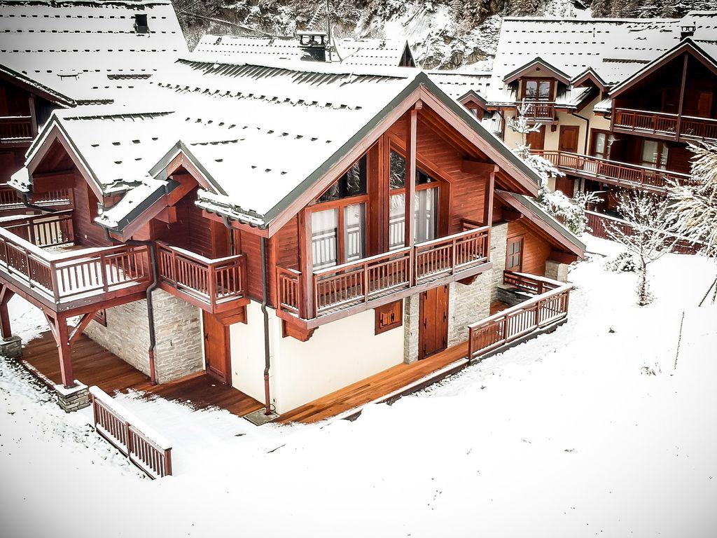 Ferienhaus Chalet Alpenroc (342431), Valloire, Savoyen, Rhône-Alpen, Frankreich, Bild 5