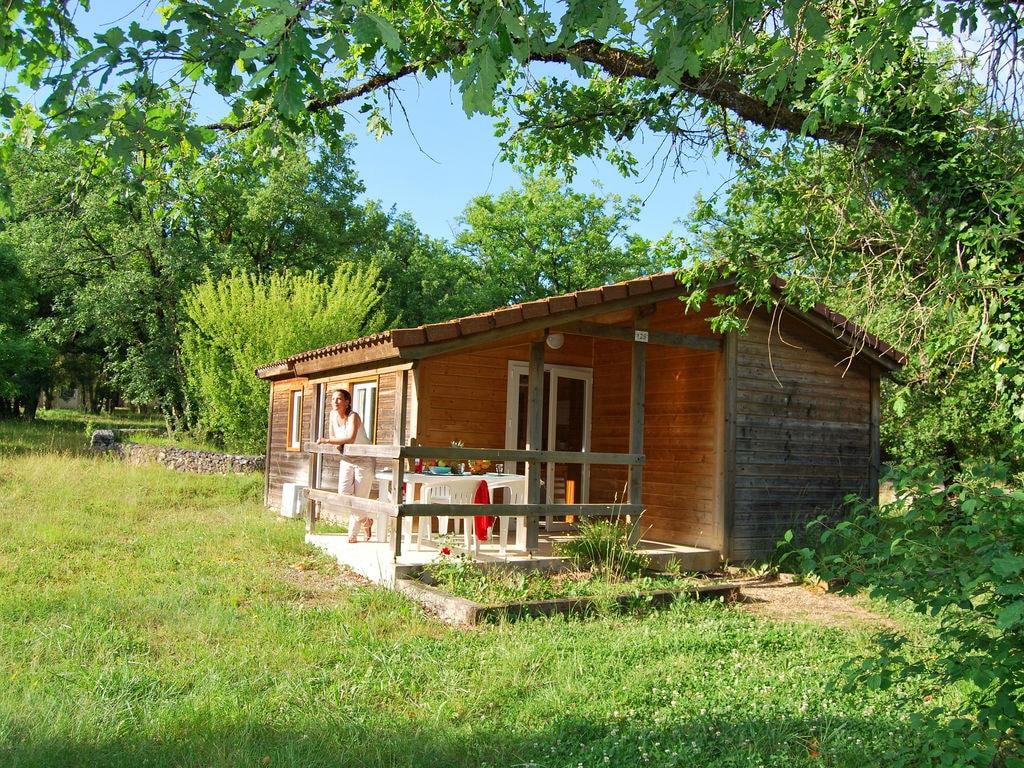 Ferienhaus Haus mit überdachter Terrasse (344328), Gramat, Lot, Midi-Pyrénées, Frankreich, Bild 1