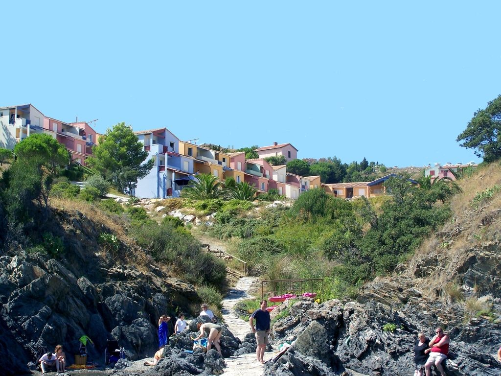 Ferienwohnung Village Des Aloes 4 (341607), Cerbère, Mittelmeerküste Pyrénées-Orientales, Languedoc-Roussillon, Frankreich, Bild 14