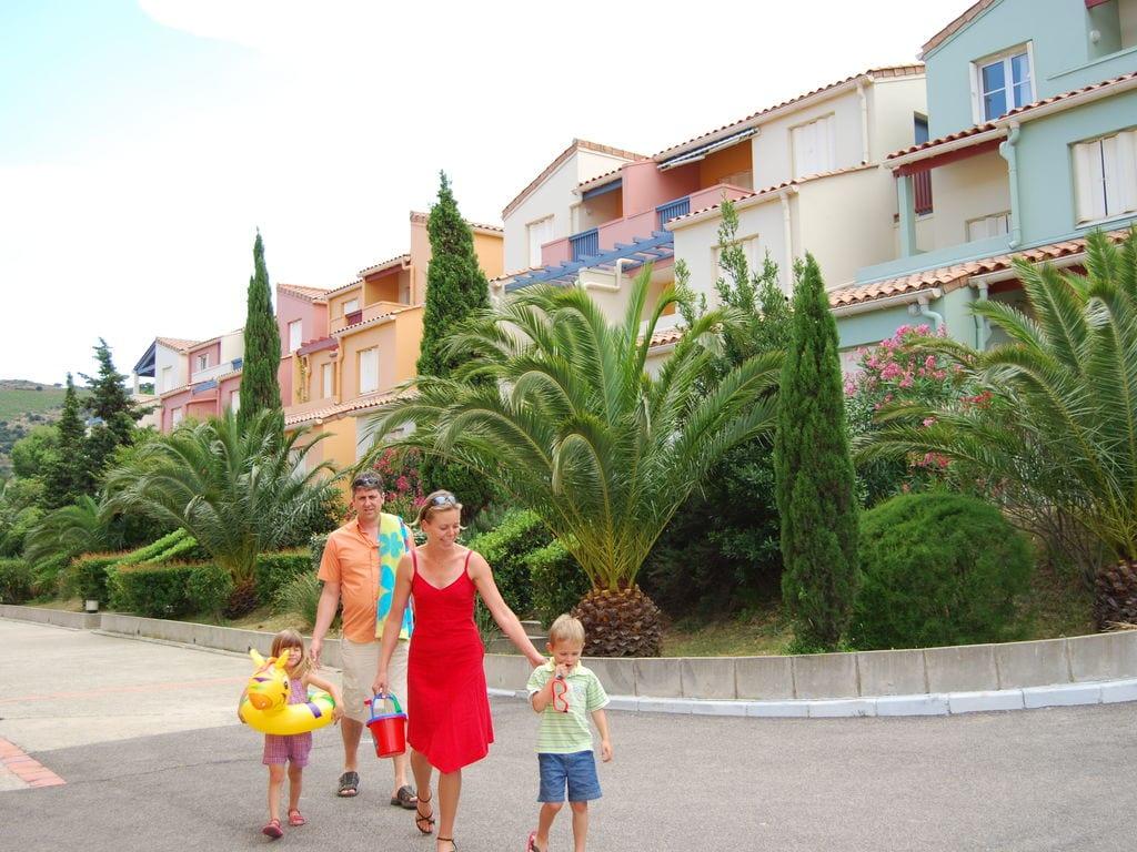 Ferienwohnung Village Des Aloes 4 (341607), Cerbère, Mittelmeerküste Pyrénées-Orientales, Languedoc-Roussillon, Frankreich, Bild 1
