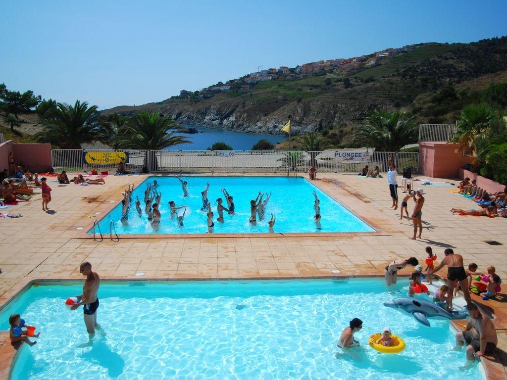 Ferienwohnung Village Des Aloes 4 (341607), Cerbère, Mittelmeerküste Pyrénées-Orientales, Languedoc-Roussillon, Frankreich, Bild 12