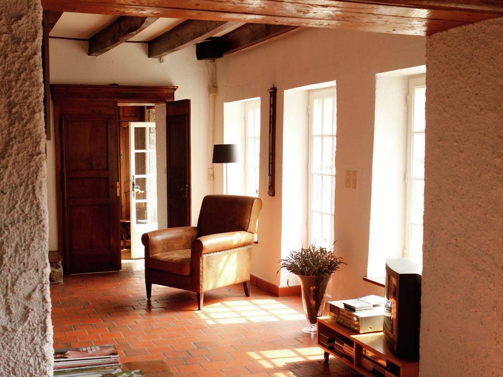 Ferienhaus Charmantes Landhaus in Sailly mit Whirlpool (338691), Cluny, Saône-et-Loire, Burgund, Frankreich, Bild 8