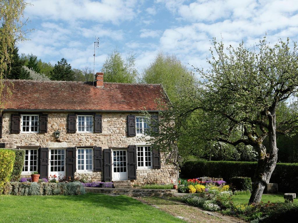 Ferienhaus Charmantes Landhaus in Sailly mit Whirlpool (338691), Cluny, Saône-et-Loire, Burgund, Frankreich, Bild 2
