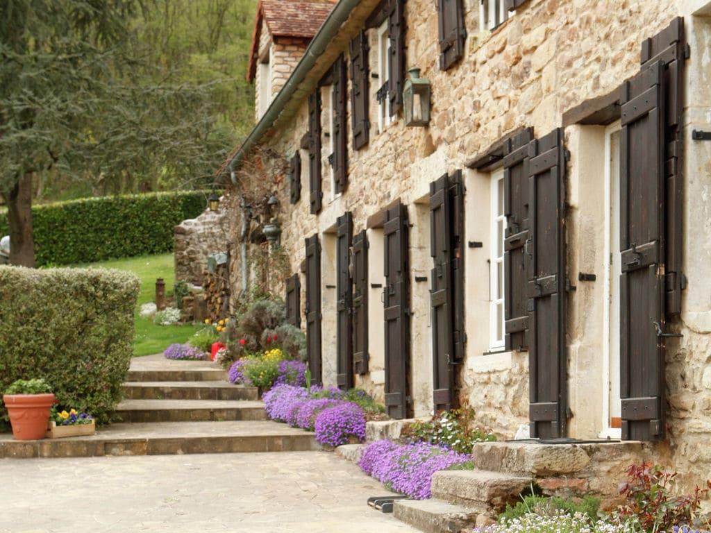 Ferienhaus Charmantes Landhaus in Sailly mit Whirlpool (338691), Cluny, Saône-et-Loire, Burgund, Frankreich, Bild 3