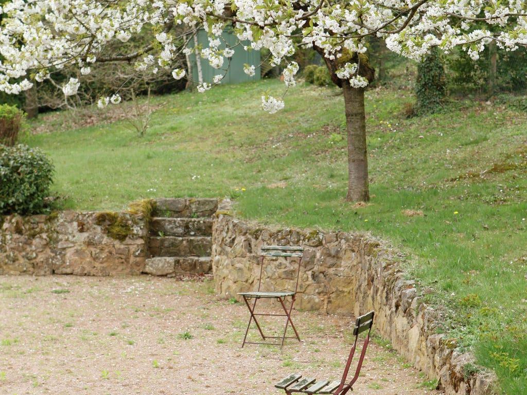 Ferienhaus Charmantes Landhaus in Sailly mit Whirlpool (338691), Cluny, Saône-et-Loire, Burgund, Frankreich, Bild 27