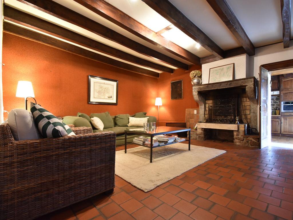 Ferienhaus Charmantes Landhaus in Sailly mit Whirlpool (338691), Cluny, Saône-et-Loire, Burgund, Frankreich, Bild 6