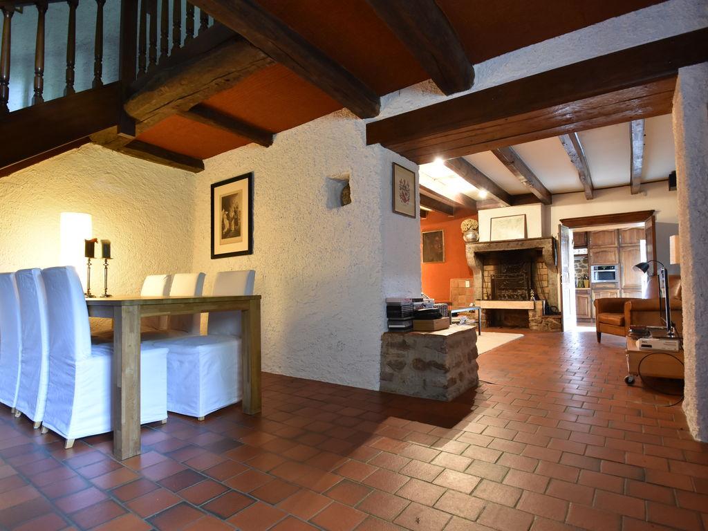 Ferienhaus Charmantes Landhaus in Sailly mit Whirlpool (338691), Cluny, Saône-et-Loire, Burgund, Frankreich, Bild 10
