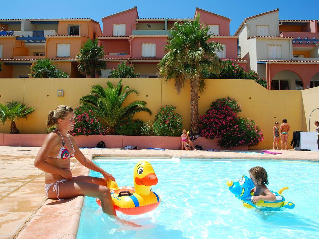 Ferienwohnung Village des Aloes 6 (341994), Cerbère, Mittelmeerküste Pyrénées-Orientales, Languedoc-Roussillon, Frankreich, Bild 10