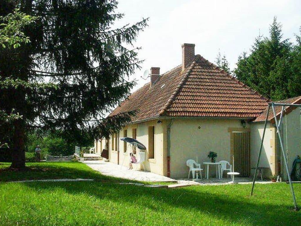 Ferienhaus Heritage-Ferienhaus in Vieure mit Garten (340818), Cosne d'Allier, Allier, Auvergne, Frankreich, Bild 3