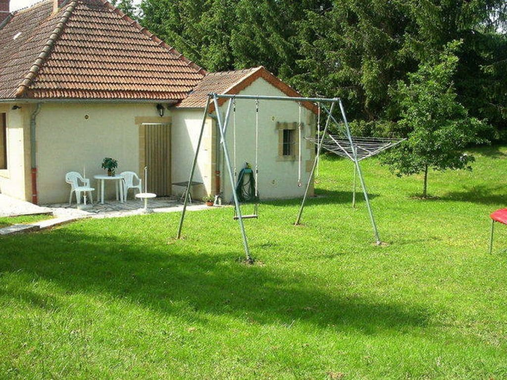 Ferienhaus Heritage-Ferienhaus in Vieure mit Garten (340818), Cosne d'Allier, Allier, Auvergne, Frankreich, Bild 13