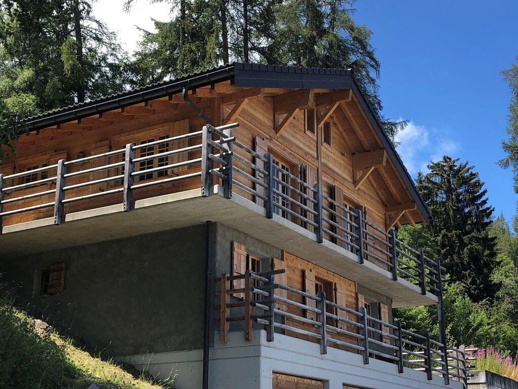 Ferienhaus Ruhiges Chalet in La Tzoumaz mit Bergblick (338135), Mayens-de-Riddes, 4 Vallées, Wallis, Schweiz, Bild 13