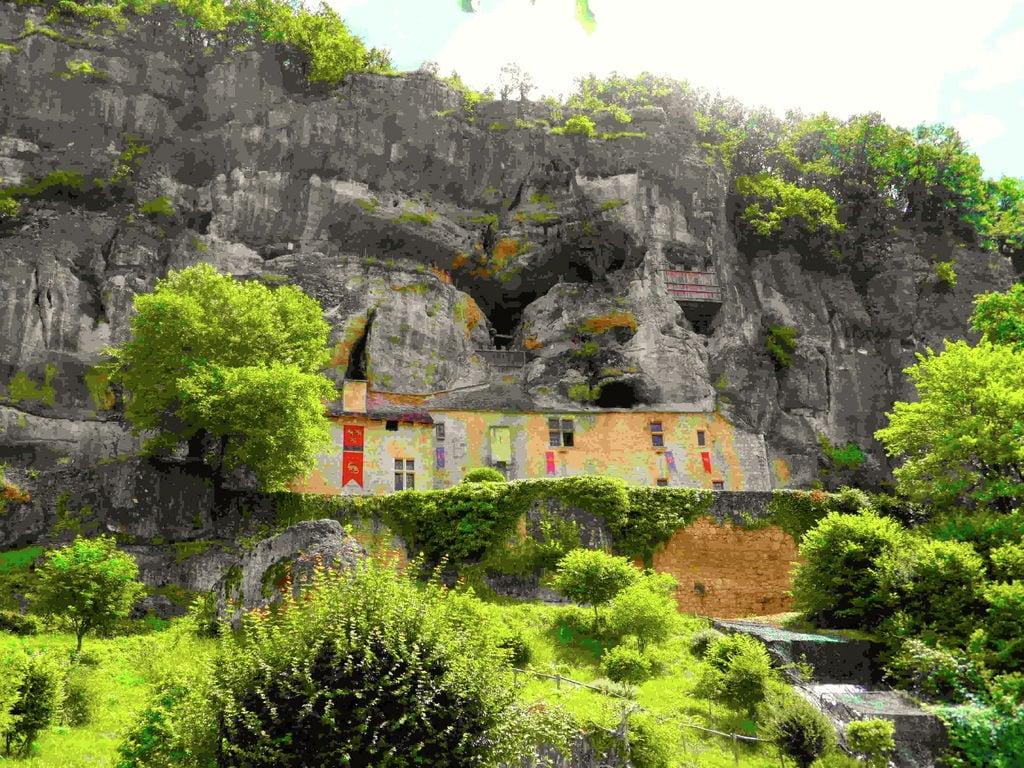 Ferienhaus Luxuriöse Villa in Cazals mit Swimmingpool (760397), Cazals, Lot, Midi-Pyrénées, Frankreich, Bild 36