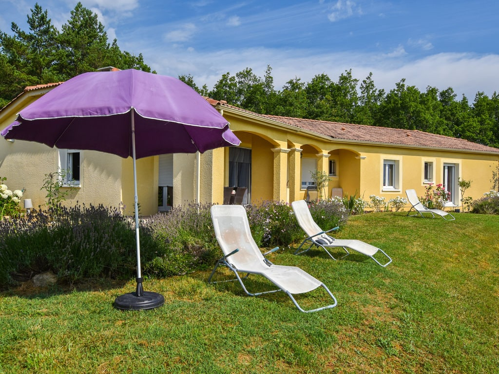 Ferienhaus Luxuriöse Villa in Cazals mit Swimmingpool (760397), Cazals, Lot, Midi-Pyrénées, Frankreich, Bild 2