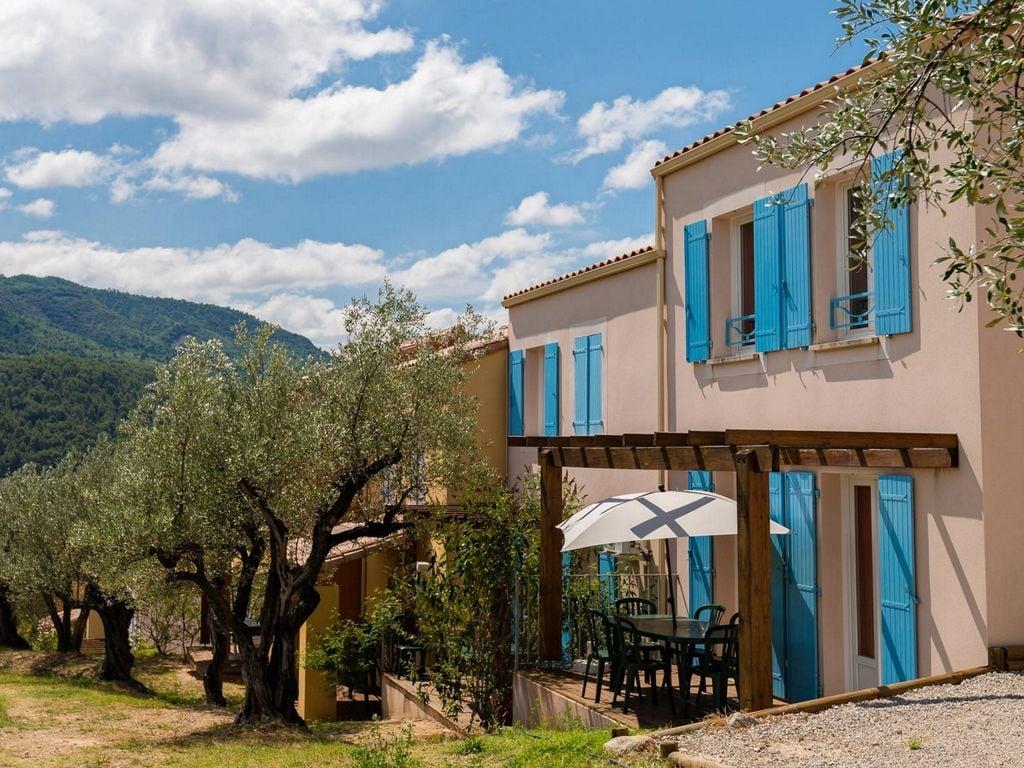 Le Domaine de l´Oliveraie 1 Ferienhaus  Ardeche Drôme