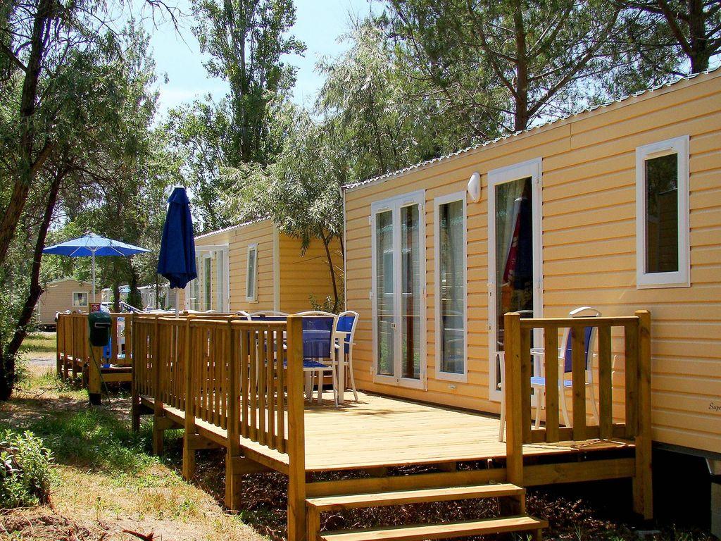 Appartement de vacances Domaine résidentiel de Plein Air l'Elysée 3 (406505), Le Grau du Roi, Côte méditerranéenne Gard, Languedoc-Roussillon, France, image 4