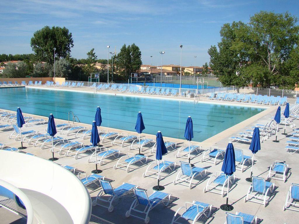 Appartement de vacances Domaine résidentiel de Plein Air l'Elysée 2 (405963), Le Grau du Roi, Côte méditerranéenne Gard, Languedoc-Roussillon, France, image 12