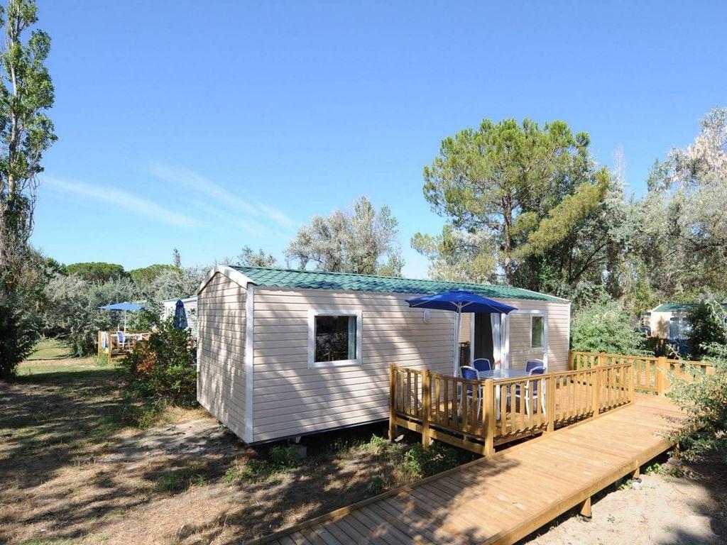 Appartement de vacances Domaine résidentiel de Plein Air l'Elysée 2 (405963), Le Grau du Roi, Côte méditerranéenne Gard, Languedoc-Roussillon, France, image 3