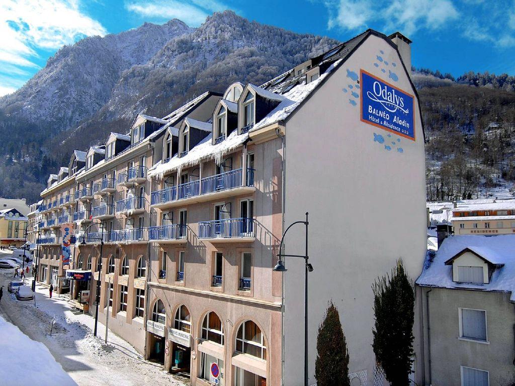 Ferienwohnung Hôtel-Résidence Balnéo Aladin 1 (383866), Cauterets, Hautes-Pyrénées, Midi-Pyrénées, Frankreich, Bild 4