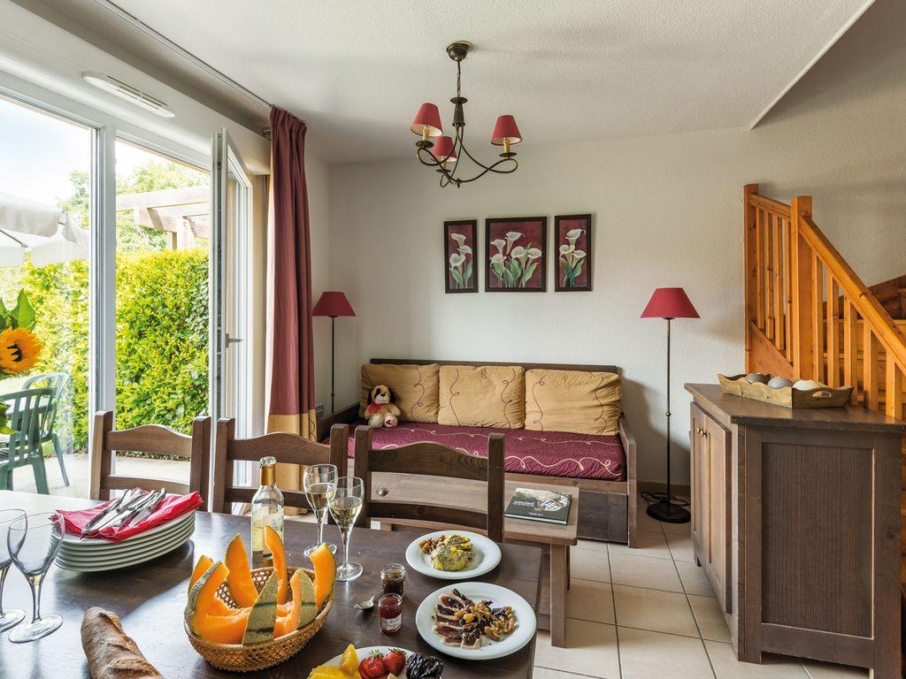 Holiday house Schöne Ferienwohnung in einer malerischen Stadt in Dordogne (432574), Bergerac, Dordogne-Périgord, Aquitania, France, picture 5