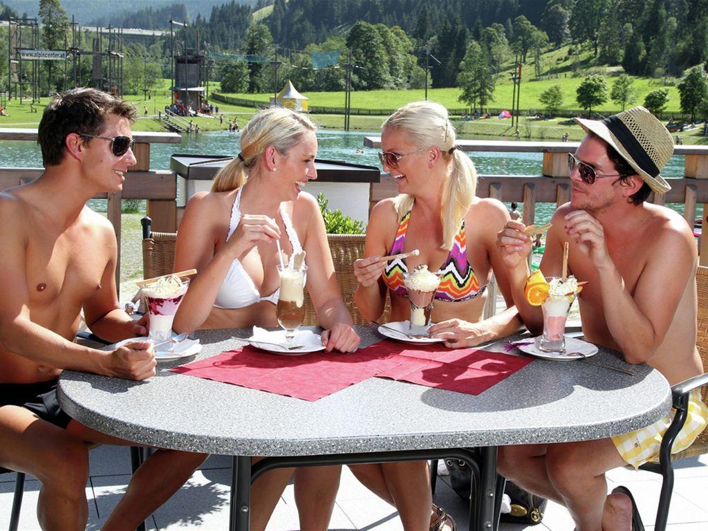 Appartement de vacances Großzügiges Ferienhaus in Flachau mit Sauna (343293), Flachau, Pongau, Salzbourg, Autriche, image 10