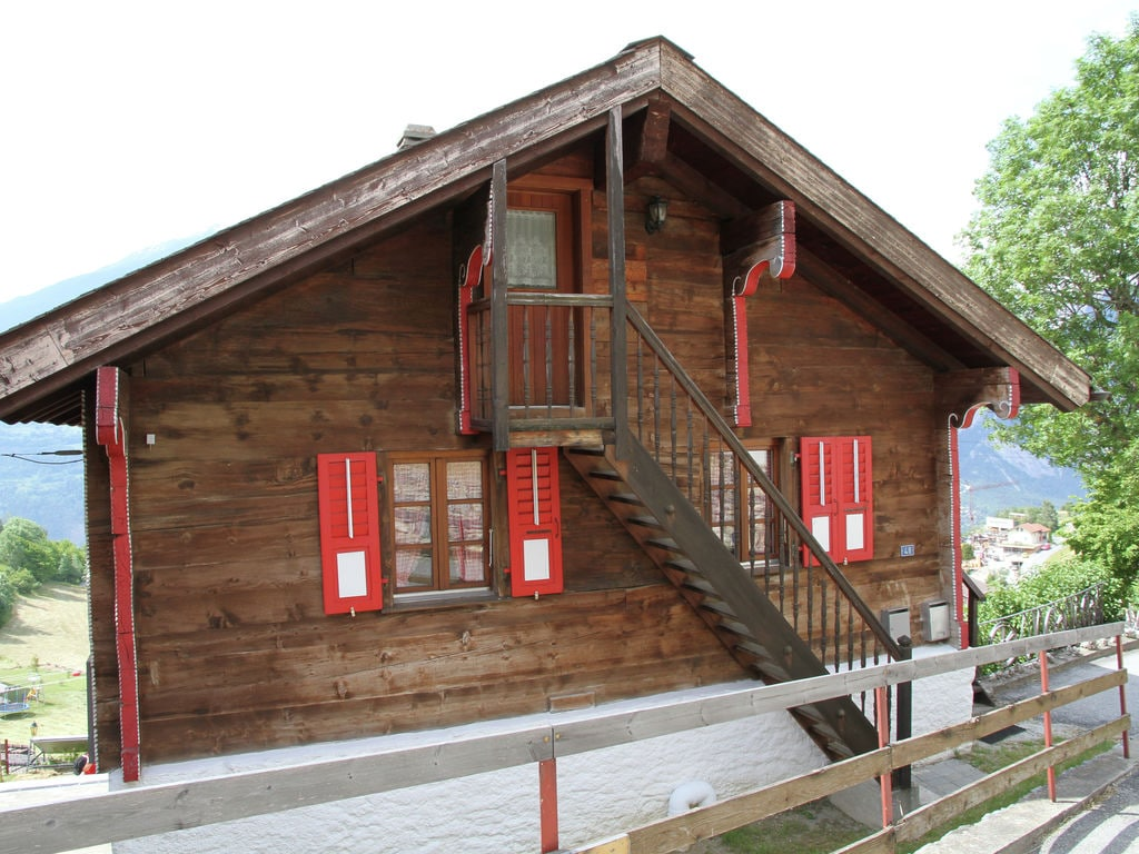 Holiday apartment zur Linde (343135), Guttet-Feschel, Leukerbad, Valais, Switzerland, picture 4