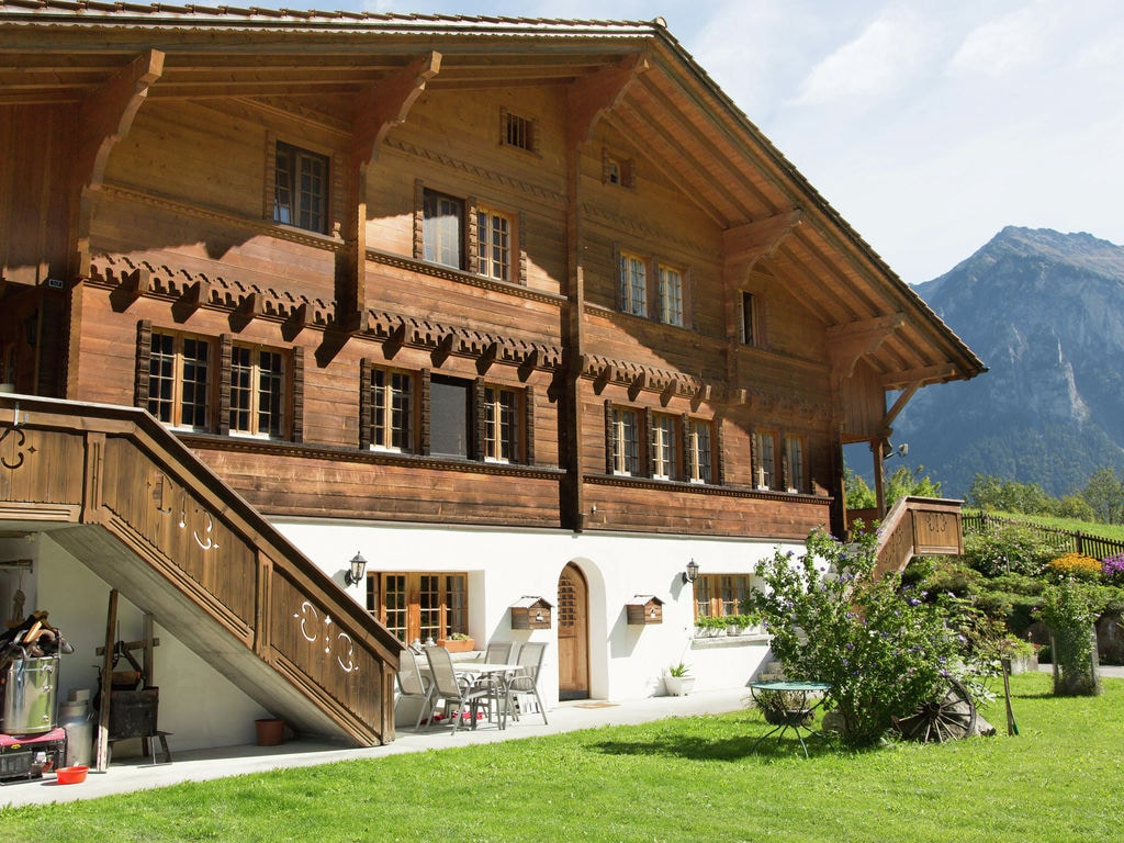 Holiday apartment Brog (343339), Schattenhalb, Meiringen - Hasliberg, Bernese Oberland, Switzerland, picture 1