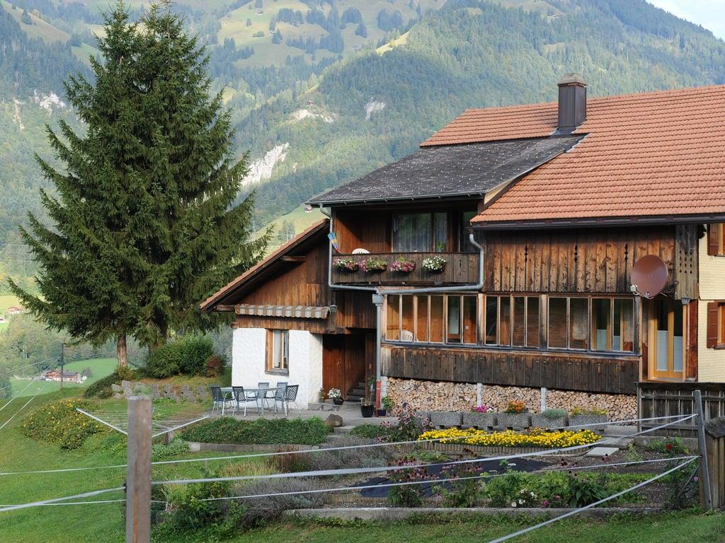 Appartement de vacances Gemütliche Bergblick-Wohnung im Scharnachtal (343054), Scharnachtal, Adelboden - Frutigen - Kandersteg, Oberland bernois, Suisse, image 17