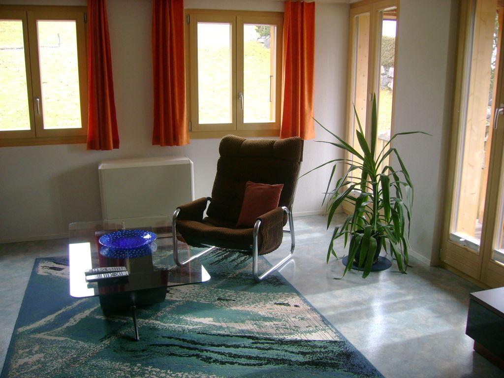 Appartement de vacances Gemütliche Bergblick-Wohnung im Scharnachtal (343054), Scharnachtal, Adelboden - Frutigen - Kandersteg, Oberland bernois, Suisse, image 8