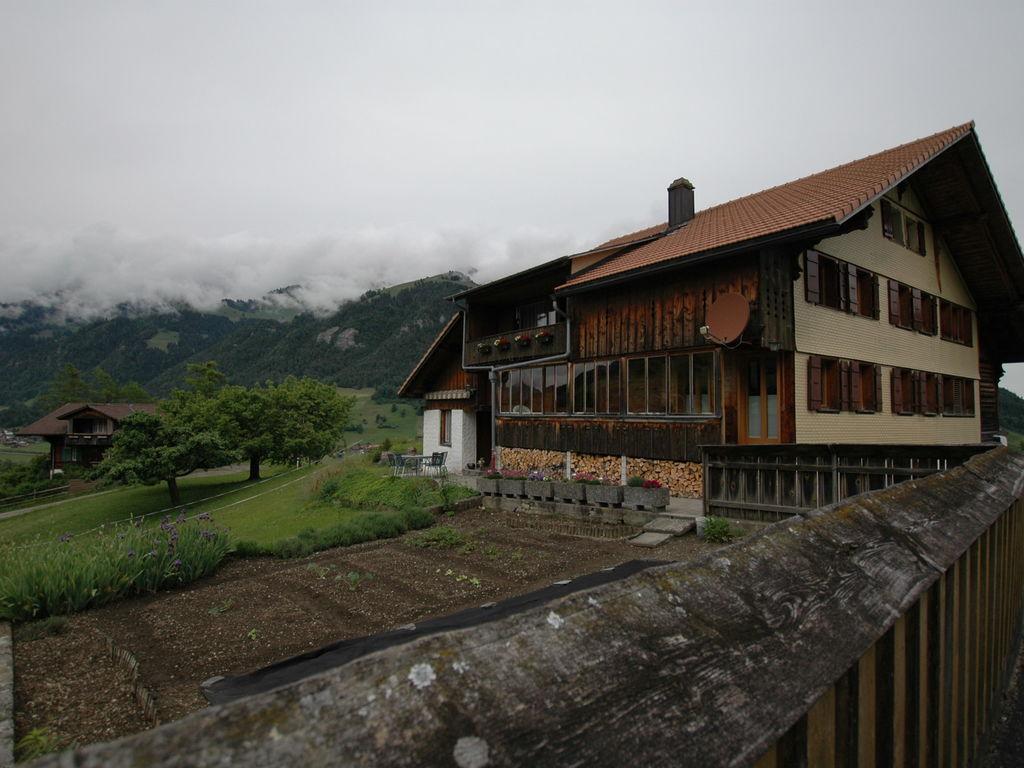 Appartement de vacances Gemütliche Bergblick-Wohnung im Scharnachtal (343054), Scharnachtal, Adelboden - Frutigen - Kandersteg, Oberland bernois, Suisse, image 14