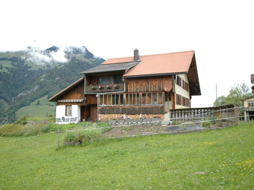Appartement de vacances Gemütliche Bergblick-Wohnung im Scharnachtal (343054), Scharnachtal, Adelboden - Frutigen - Kandersteg, Oberland bernois, Suisse, image 2