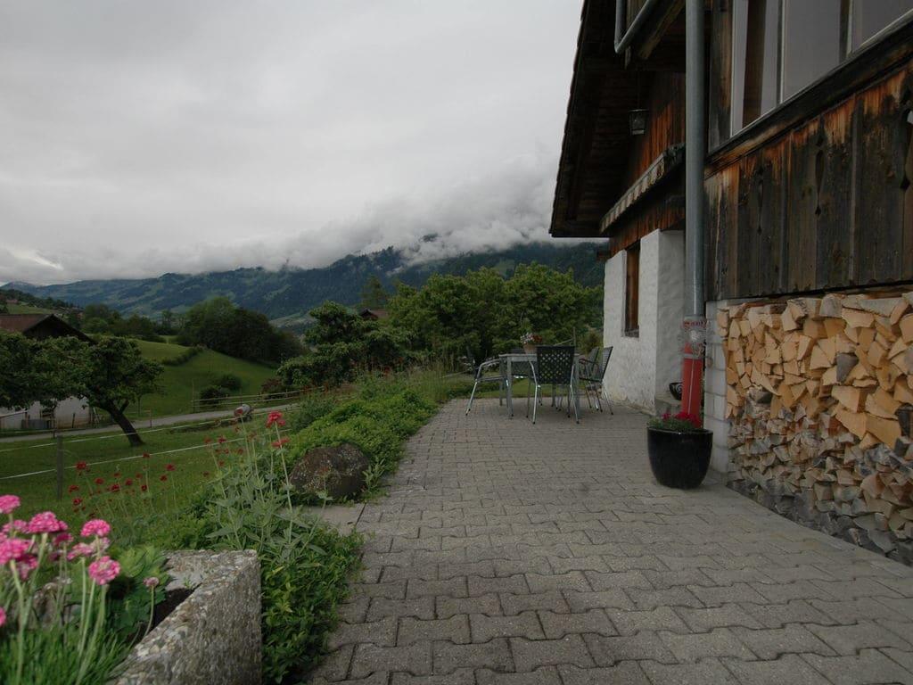 Appartement de vacances Gemütliche Bergblick-Wohnung im Scharnachtal (343054), Scharnachtal, Adelboden - Frutigen - Kandersteg, Oberland bernois, Suisse, image 11