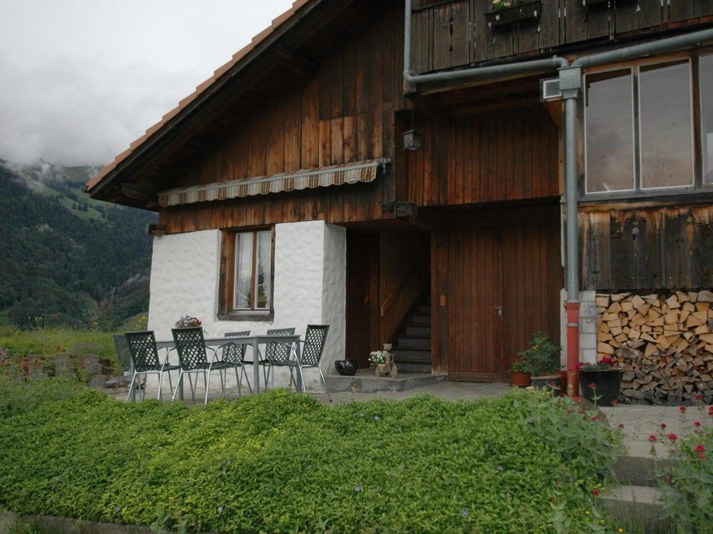 Appartement de vacances Gemütliche Bergblick-Wohnung im Scharnachtal (343054), Scharnachtal, Adelboden - Frutigen - Kandersteg, Oberland bernois, Suisse, image 13