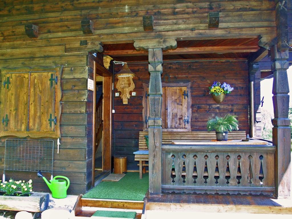 Ferienhaus Chalet mit Bergblick in Gaimberg in Waldnähe (1486315), Gaimberg, Osttirol, Tirol, Österreich, Bild 11