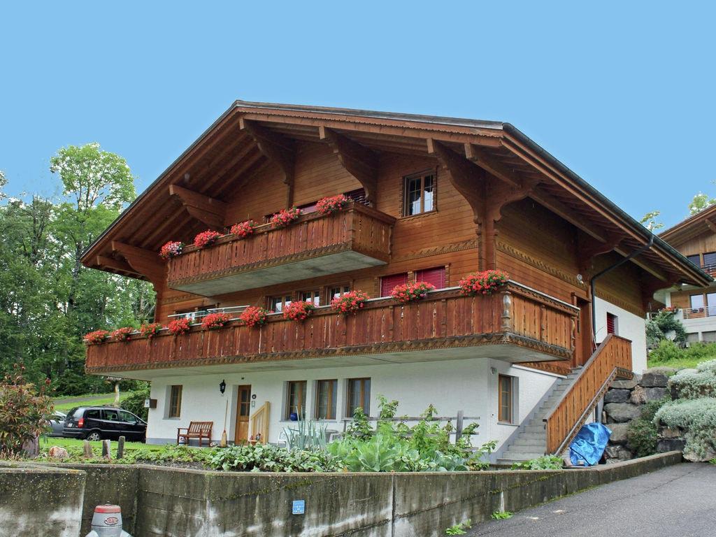 Ferienwohnung Gemütliche Ferienwohnung in Hasliberg mit eigener Terrasse (343292), Hasliberg Hohfluh, Meiringen - Hasliberg, Berner Oberland, Schweiz, Bild 1