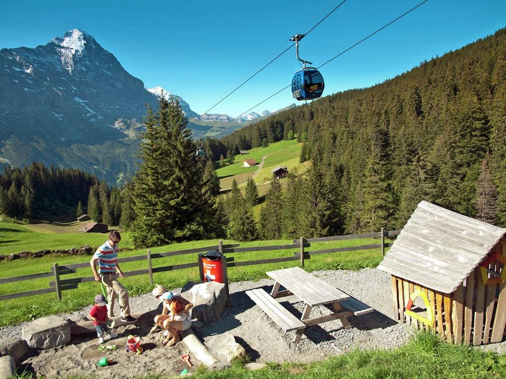 Ferienwohnung Gemütliche Ferienwohnung in Hasliberg mit eigener Terrasse (343292), Hasliberg Hohfluh, Meiringen - Hasliberg, Berner Oberland, Schweiz, Bild 26
