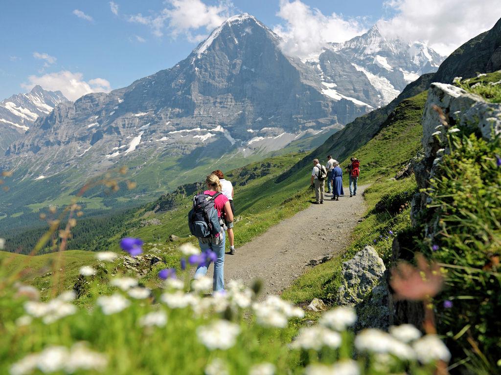 Ferienwohnung Gemütliche Ferienwohnung in Hasliberg mit eigener Terrasse (343292), Hasliberg Hohfluh, Meiringen - Hasliberg, Berner Oberland, Schweiz, Bild 27