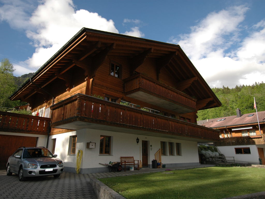 Ferienwohnung Gemütliche Ferienwohnung in Hasliberg mit eigener Terrasse (343292), Hasliberg Hohfluh, Meiringen - Hasliberg, Berner Oberland, Schweiz, Bild 8