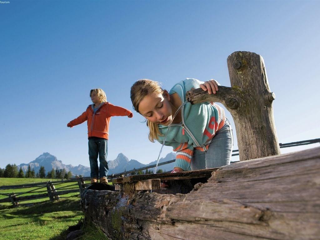 Ferienwohnung Großzügige Ferienwohnung mit Garten in Saas-Almagell (343174), Saas Almagell, Saastal, Wallis, Schweiz, Bild 22