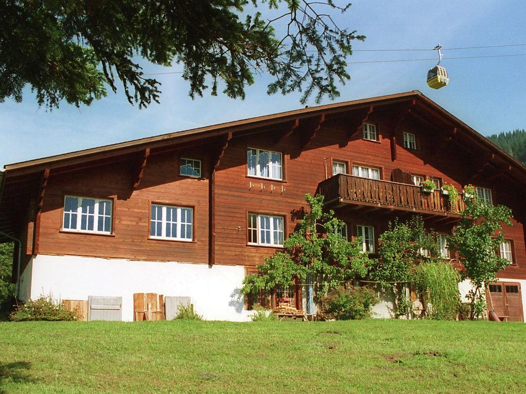 Ferienwohnung Schöne Ferienwohnung in Hasliberg mit Garten (343079), Hasliberg, Meiringen - Hasliberg, Berner Oberland, Schweiz, Bild 1