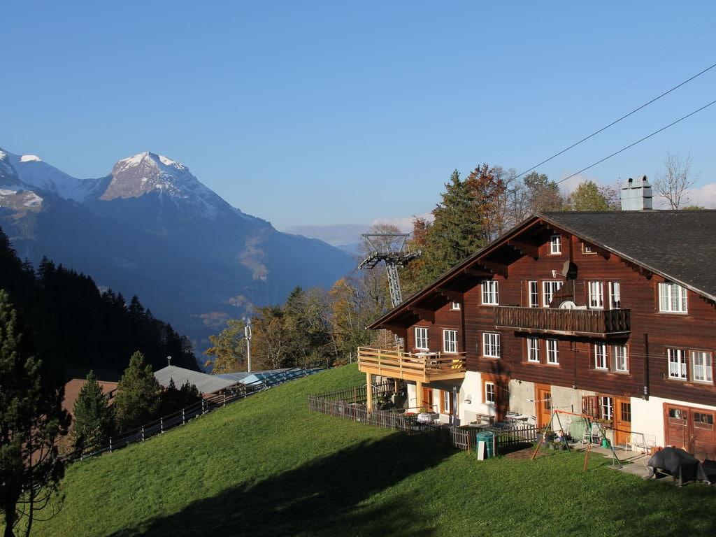 Ferienwohnung Schöne Ferienwohnung in Hasliberg mit Garten (343079), Hasliberg, Meiringen - Hasliberg, Berner Oberland, Schweiz, Bild 2