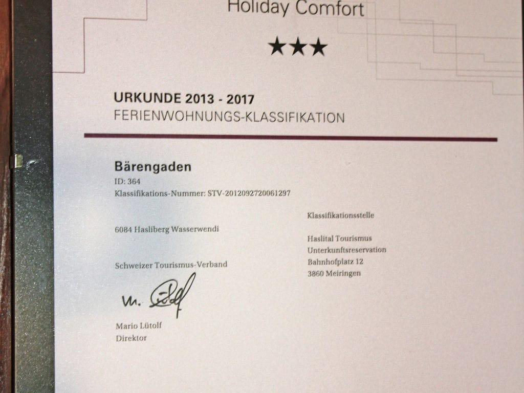 Ferienwohnung Schöne Ferienwohnung in Hasliberg mit Garten (343079), Hasliberg, Meiringen - Hasliberg, Berner Oberland, Schweiz, Bild 31