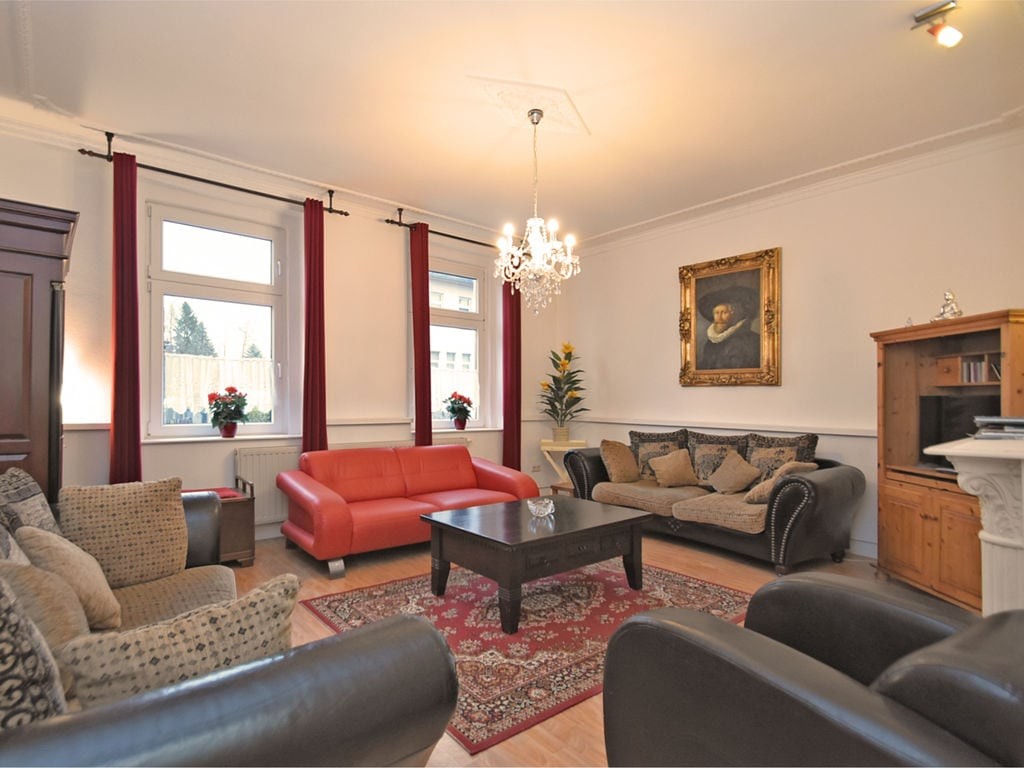 Ferienhaus Komfortable Villa mit Heimkino, Sauna und großem Garten nahe Erzgebirge (339129), Treuen, Vogtland (Sachsen), Sachsen, Deutschland, Bild 6