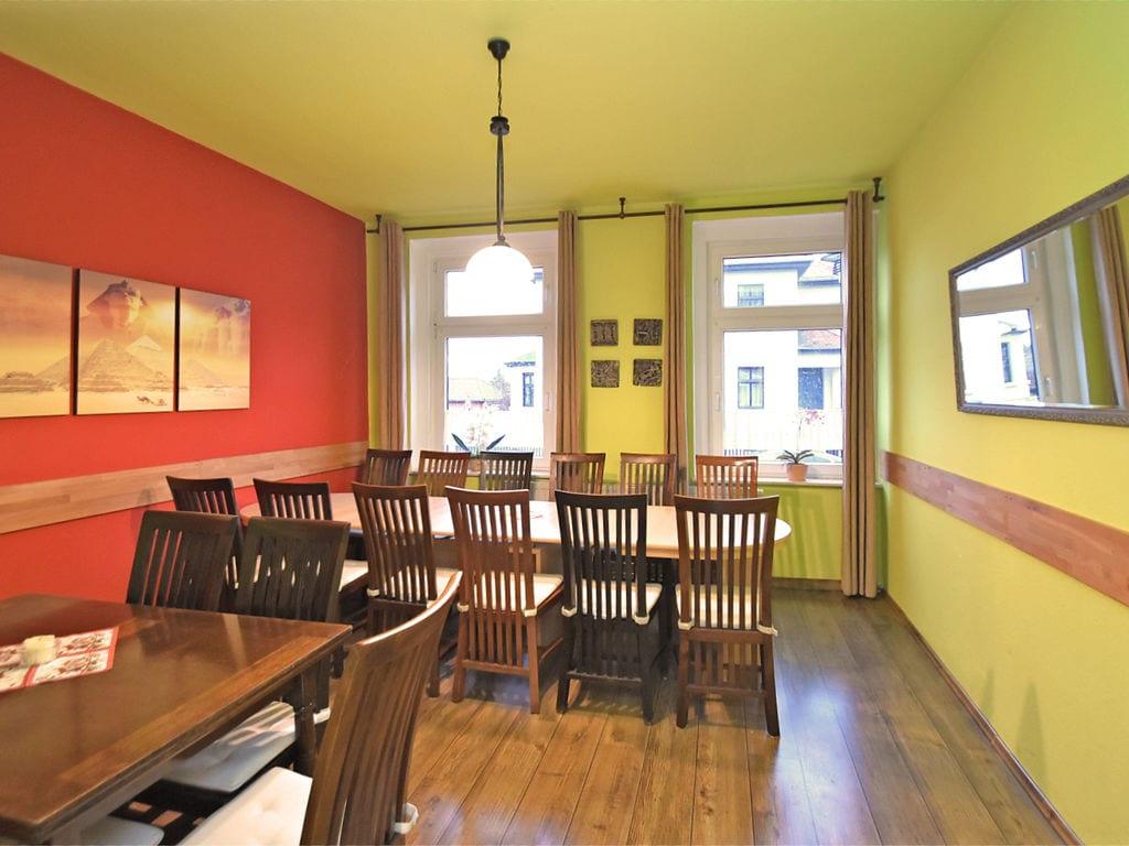 Ferienhaus Komfortable Villa mit Heimkino, Sauna und großem Garten nahe Erzgebirge (339129), Treuen, Vogtland (Sachsen), Sachsen, Deutschland, Bild 10