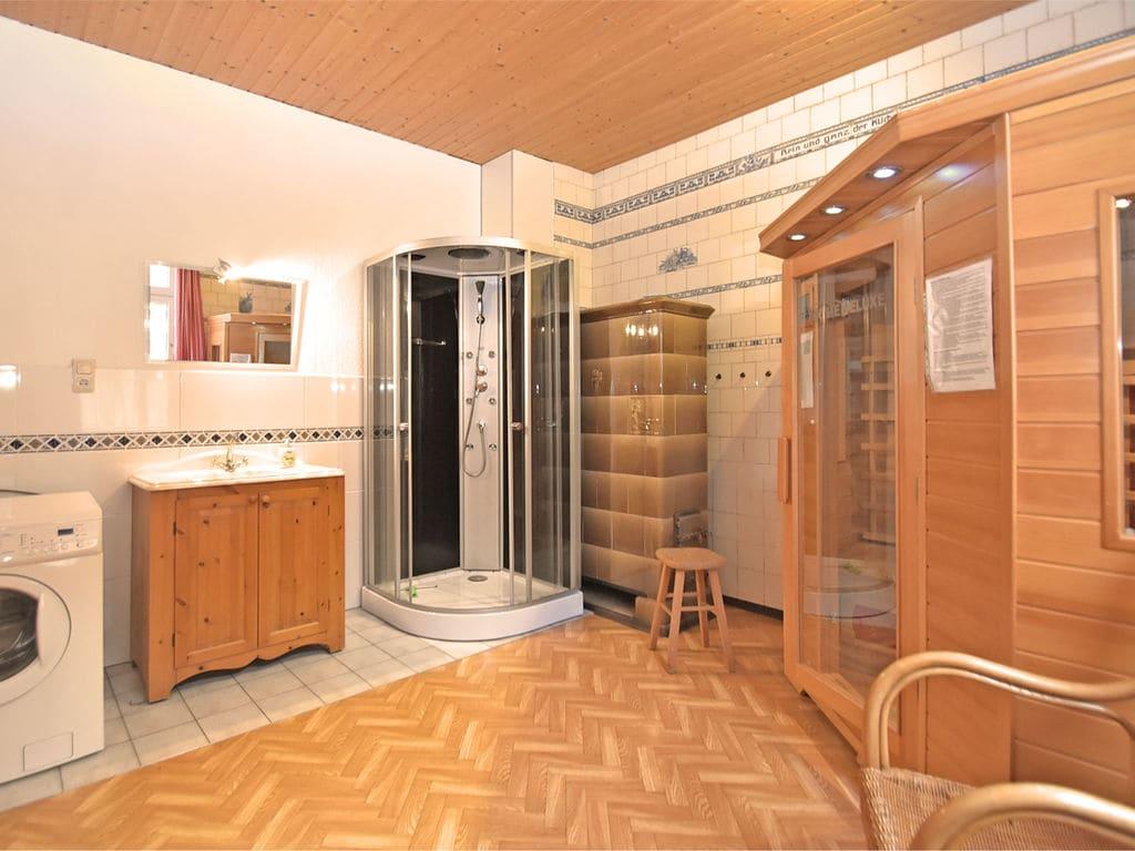 Ferienhaus Komfortable Villa mit Heimkino, Sauna und großem Garten nahe Erzgebirge (339129), Treuen, Vogtland (Sachsen), Sachsen, Deutschland, Bild 34